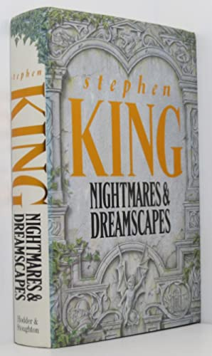 Stephen King Nightmares Dreamscapes First Edition Abebooks