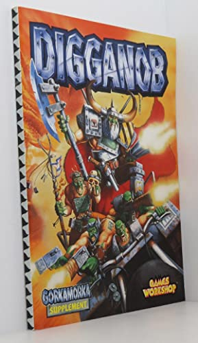 Games Workshop Gorkamorka Supplement Digganob Rulebook