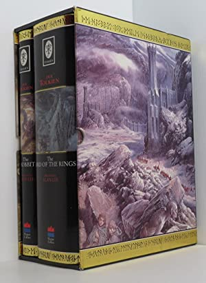 The Lord of the Rings and The Hobbit Boxed Slipcase Set (illustrated Alan Lee)