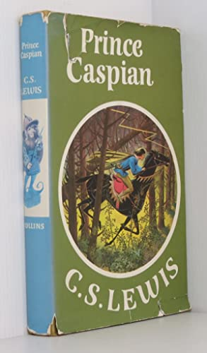 Prince Caspian (The Chronicles of Narnia): Lewis, C. S.