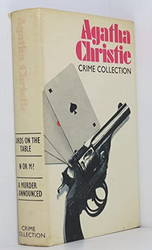 Agatha Christie Crime Collection First Edition Abebooks