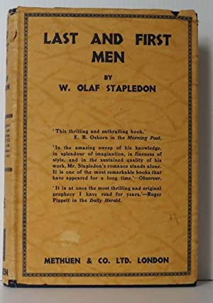 Last and First Men: Stapledon, Olaf