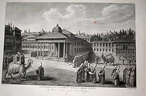 MOURADJA (MOURADGEA) D'OHSSON, IGNATIUS: Tableau général de l'empire Othoman, divisé en ...