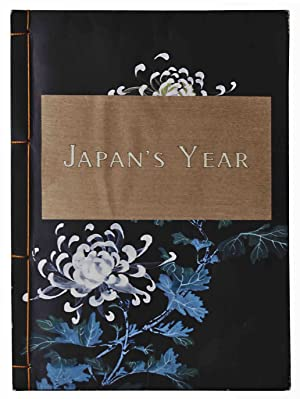 Japan's Year. Illustrated by Japanese Artists. Tokyo,: CARROTHERS, JULIA D.: