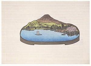 Japanese Tray Landscapes. Peking, Lotus Court Publications,1937.: KOEHN, ALFRED: