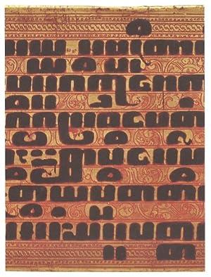 BURMESE MANUSCRIPT]. KAMMAVACA (Official Act of the: BURMESE MANUSCRIPT].