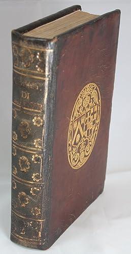 Relatione della Christianità di Maduré fatta da: MAGISTRIS, GIANCINTO DE