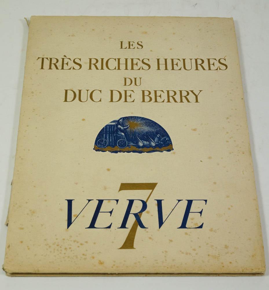 Les très riches heures du Duc de: BERRY, JEAN DUC