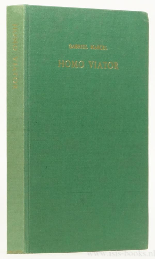Homo viator. Een filosofie van de hoop.: MARCEL, G.