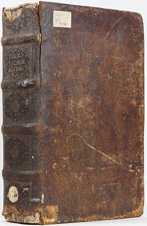 S. Thomae Aquinatis Summa totius theologiae; in: THOMAS OF AQUINO,
