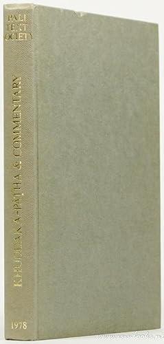 The Khuddaka-Patha. Together with its commentary Paramatthajotika: SMITH, H. (ed.)
