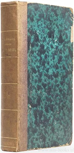 De verhandeling van N.C. Kist over de: PAUSIN JOHANNA, KIST,