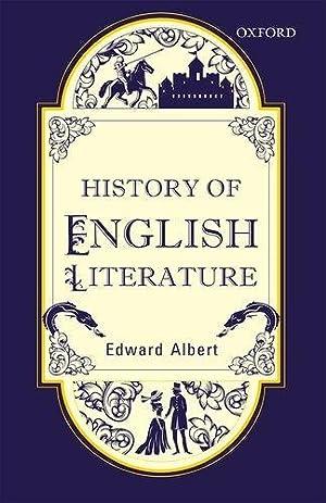 History of English Literature (EDN -5): Edward Albert