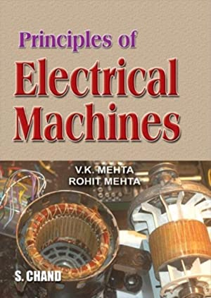 Principles Of Electrical Machines: Mehta