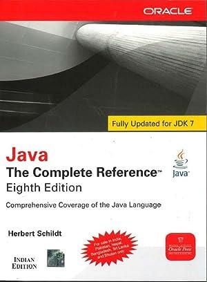 Java The Complete Reference: Herbert Schildt