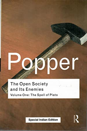 Popper : The Open Society and its: Karl Popper