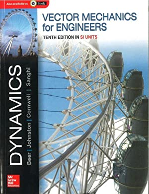Vector Mechanics For Engineers: Dynamics: E. Russell Johnston,