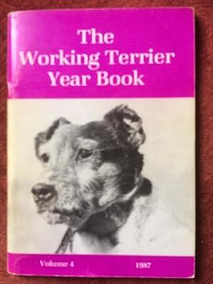 Working Terrier Year Book Volume 4: Harcombe, David (ed)