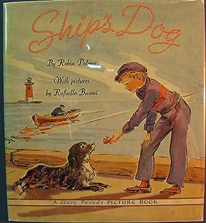 SHIP'S DOG: PALMER, ROBIN