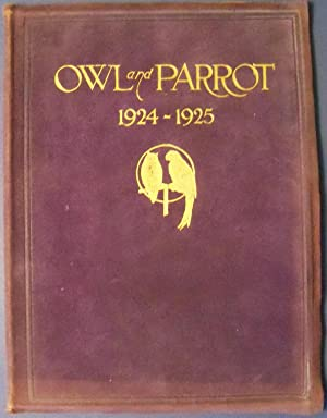 OWL AND PARROT 1924-1925: HELEN CHUMBLEY - EDITOR
