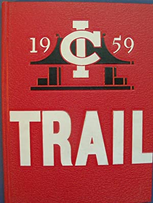 THE TRAIL 1959 COLLEGE OF IDAHO SCHOOL ANNUAL: 0'DONNELL, DAISY (EDITOR)
