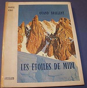 QUAND BRILLENT: LES ETOILES DE MIDI: ICHAC, MARCEL