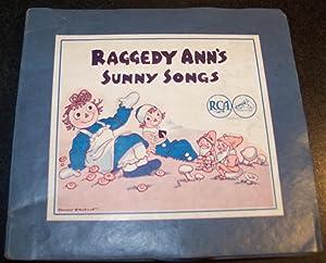 RAGGEDY ANN'S SUNNY SONGS: GRUELLE, JOHNNY
