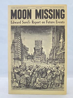 An Illustrated Guide to the future Moon: Sorel, Edward