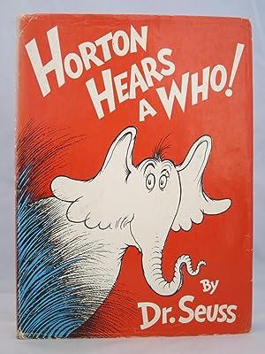 Horton Hears A Who!: Seuss, Dr.