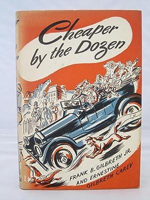 Cheaper by the Dozen: Gilbreth, Frank B.,