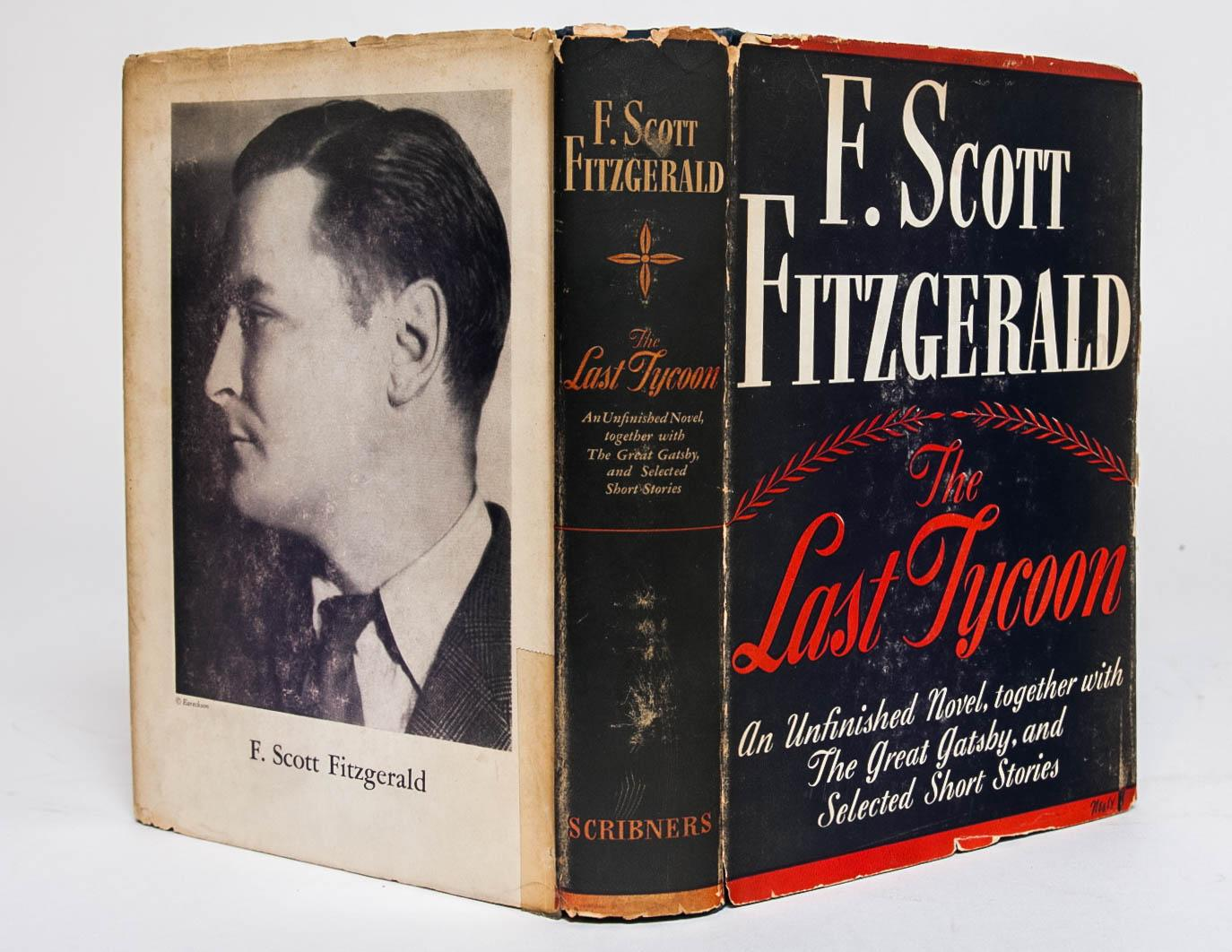 The Last Tycoon Book