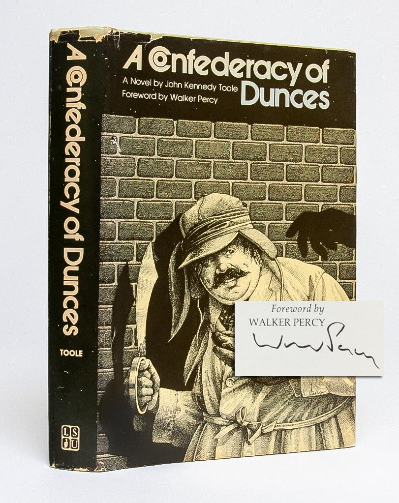 """a confederacy of dunces essay So jonathan swift prophesied in an essay entitled, """"thoughts on various subjects, moral and diverting"""", written in 1706 """"a confederacy of dunces""""."""