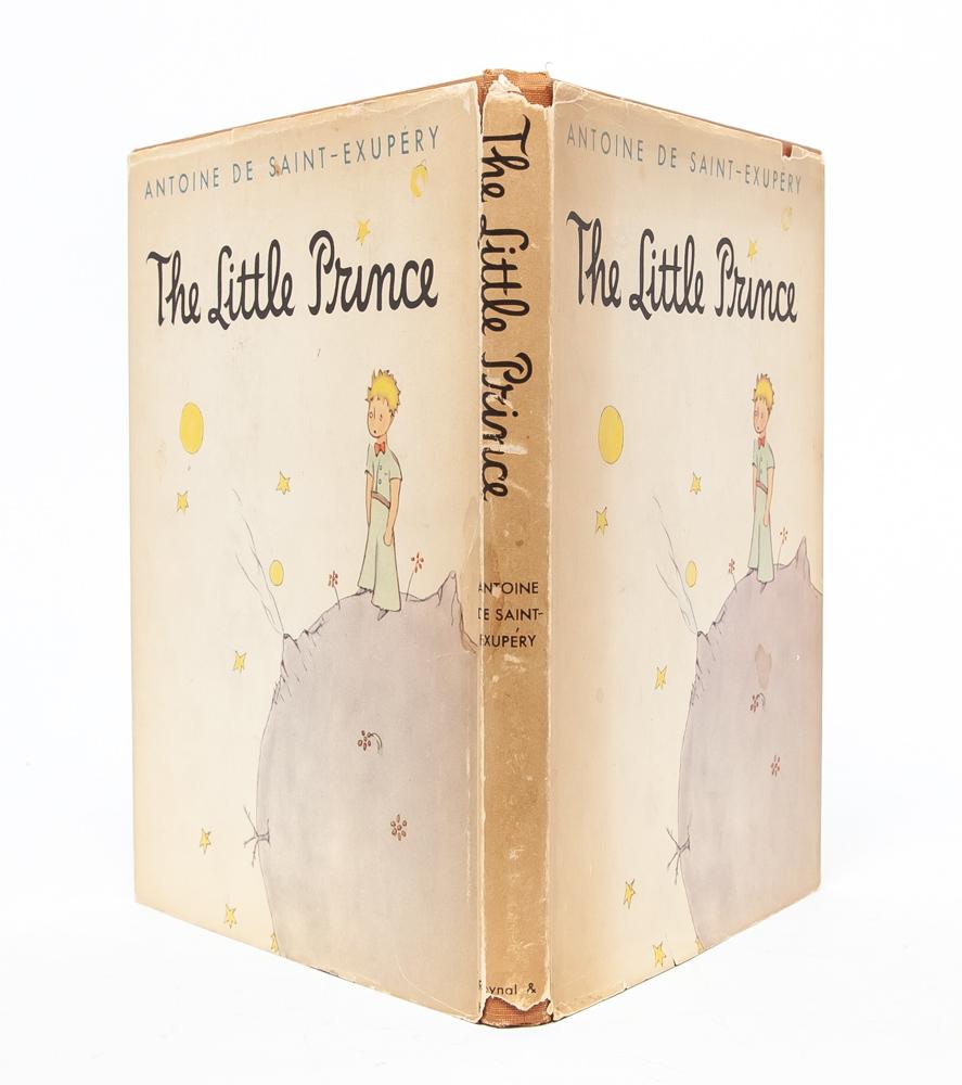 Antoine De Saint Exupery Little Prince 1943 1943 Seller Supplied Images Abebooks