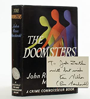 The Doomsters (Inscribed First Edition)