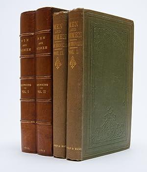 Men and Women: Browning, Robert