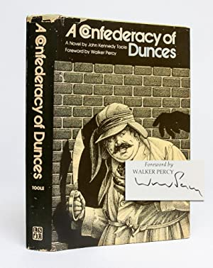 A Confederacy of Dunces (Signed by Percy)