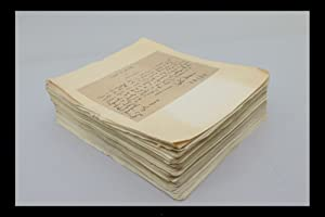 The Author's Original Typed Manuscript for