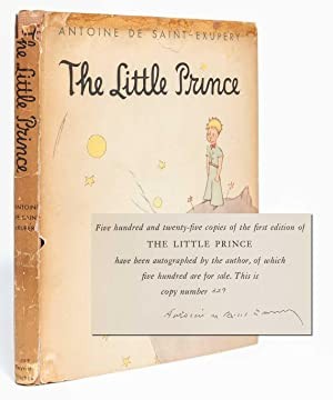 The Little Prince (Signed Ltd.)