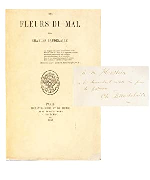 Les Fleurs du Mal (Presentation copy): Baudelaire, Charles