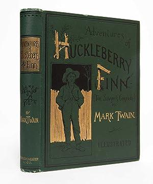 Adventures of Huckleberry Finn: Twain, Mark [Samuel