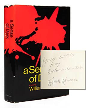 A Sense of Dark (Inscribed by Kerouac)