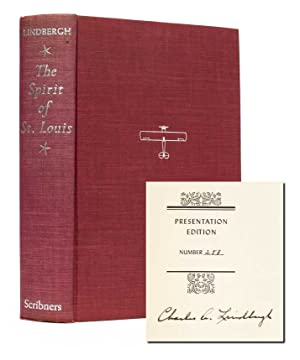 The Spirit of St. Louis (Signed Presentation Edition)