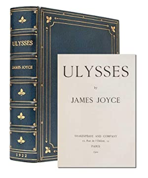 Ulysses (First edition - Large Paper copy): Joyce, James