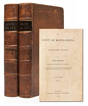 The Count of Monte-Cristo (2 vols.): Dumas, Alexandre