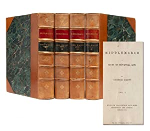 Middlemarch (in 4 vols.)