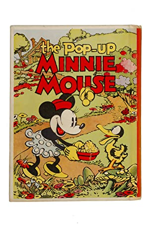 "The ""Pop-up"" Minnie Mouse: Walt Disney Studios]"