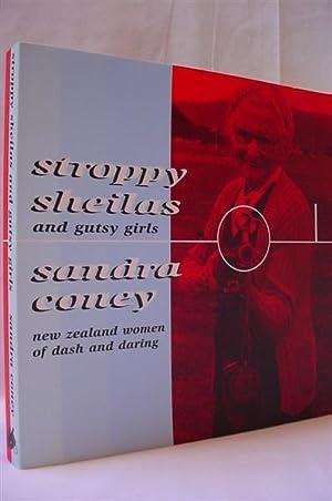 Stroppy Sheilas and Gutsy Girls : New: Coney, Sandra