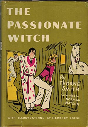 The Passionate Witch: Smith, Thorne (completed