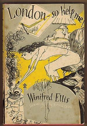 London - So Help Me!: Ellis, Winifred