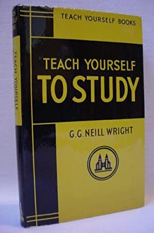 Teach Yourself to Study